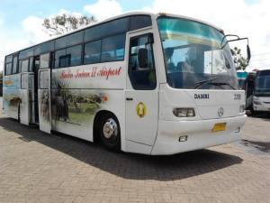 Raden Inten Airport Bus