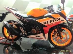 cbr 150 baru
