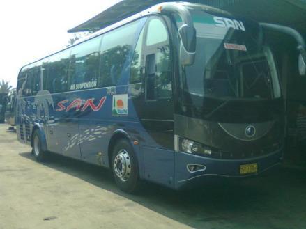 new armada san yutong