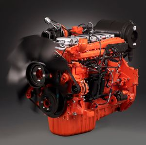 scania engine