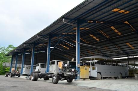 Sejarah Karoseri Bus Indonesia