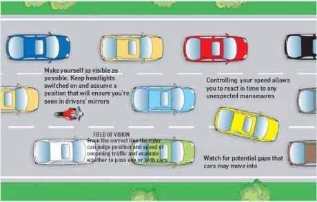 skenario kecelakaan di kemacetan 1