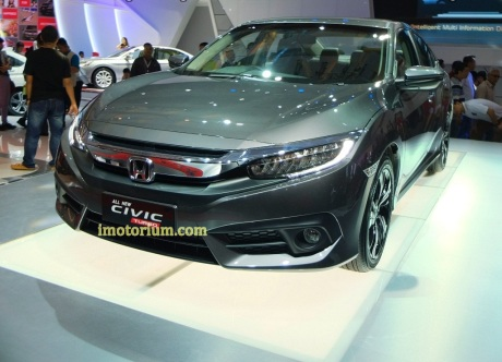 Foto IIMS 2016 - Imotorium Honda Civic Turbo (236)