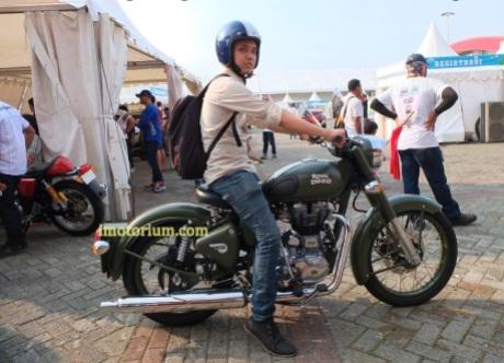 Foto IIMS 2016 - Imotorium Royal Enfield Classic 500 cc(46)