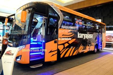 IIBT 2016 - Imotorium Files Laksana Tourista - Hino FC 190 X10 (42)