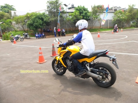 Safety Riding Wahana Honda - Jatake (138)