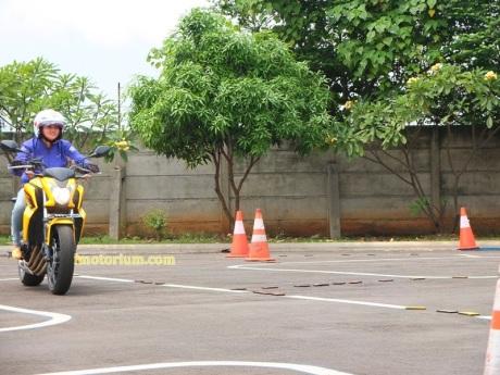 Safety Riding Wahana Honda - Jatake (178)
