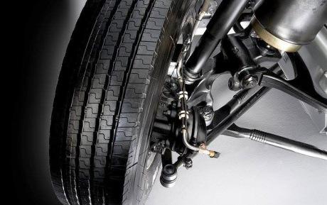 Mercedes Benz OC500RF 2542 as roda