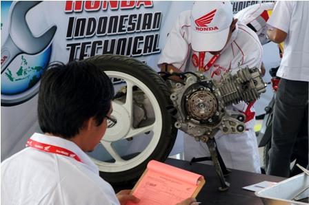 Kontes Mekanik AHM 2