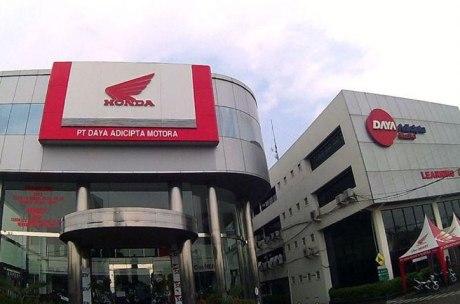 PT. DAM Honda Jawa Barat