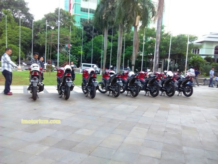 Supra GTR 150 Touring Jakarta - Wahana Honda (4)