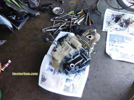 Honda Revo Turun Mesin 3