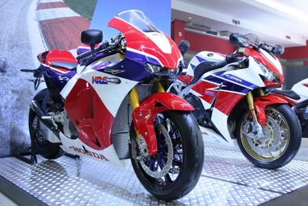 RC213V-S & CBR1000RR