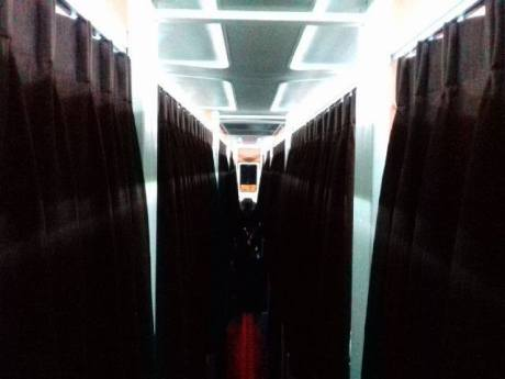 sleeper bus indonesia 2