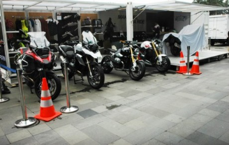 BMW Motorra launching GIIAS