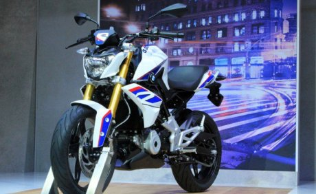 BMW Motorrad G310R launching GIIAS nanti