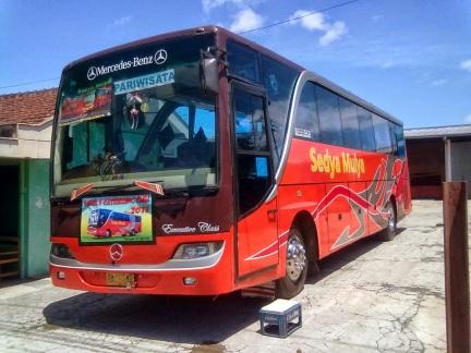 Bus Tugas Anda Karoseri - imotorium 4 sedya mulya
