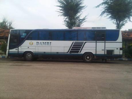 Bus Tugas Anda Karoseri - imotorium 5 Damri