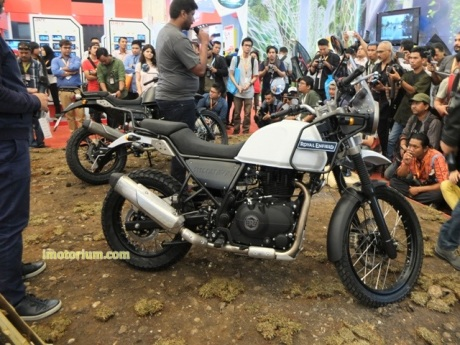 Royal Enfield Himalayan Launching imotorium (10)