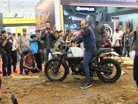 Royal Enfield Himalayan Launching imotorium (14)