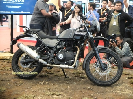 Royal Enfield Himalayan Launching imotorium (8)