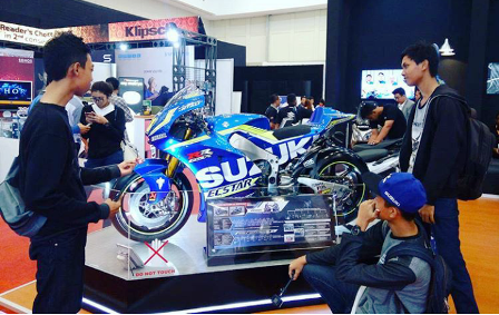 Suzuki Motor Indonesia GIIAS 2016 2