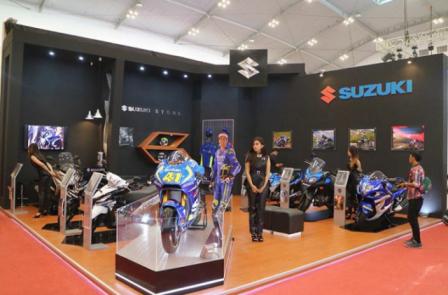 Suzuki Motor Indonesia GIIAS 2016