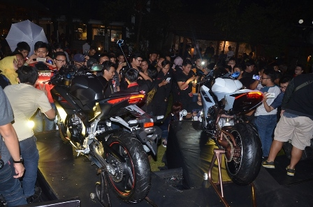 Premiere All New Honda CBR250RR