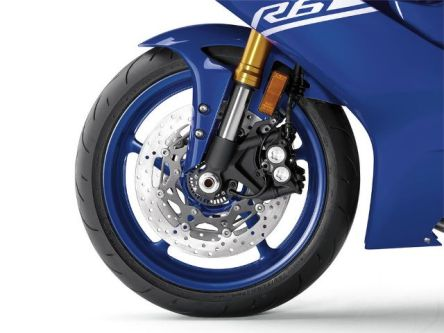 R6 2017 Disc Brake